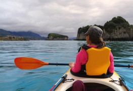 6 ways kayaking efficiently works out your body