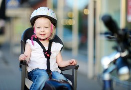 Taking baby for a spin: how to bike safely