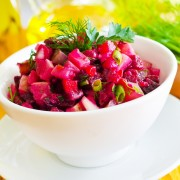 2 flavour-packed vegetable side dishes