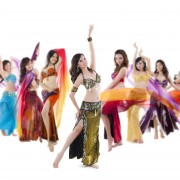 Belly dance for fun and fitness