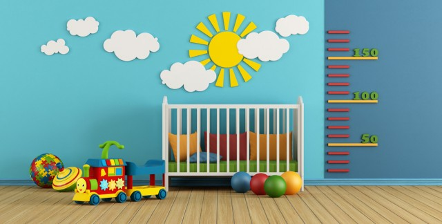 Ideas for decorating your baby's room