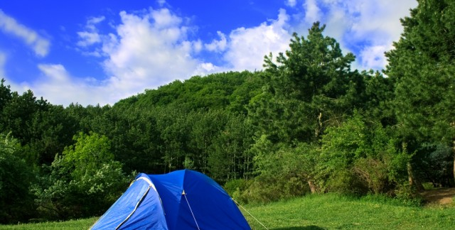 The best camping sites in Canada