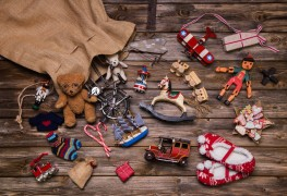 Why vintage toys are all the rage