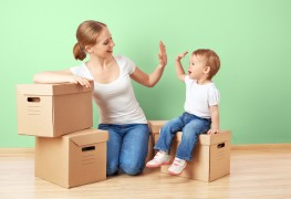 Fun activities to do with your kids to make moving easier