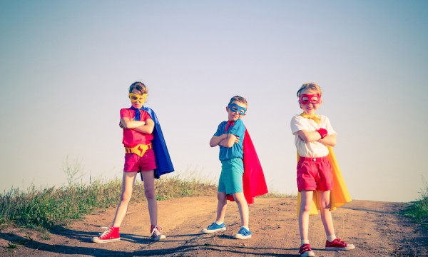 Cosplay and dressing up: fun for all ages
