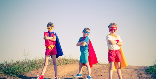 Make your child's next party costume