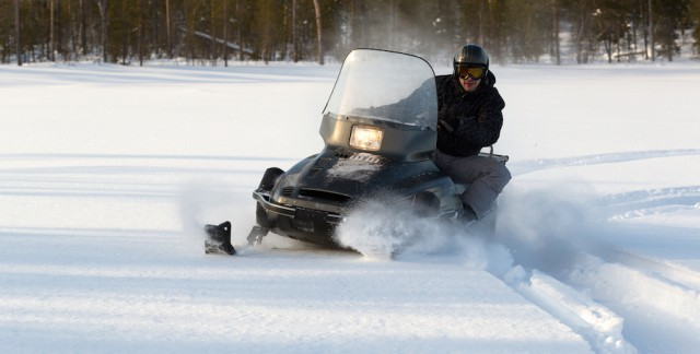 What you need to know before buying a snowmobile