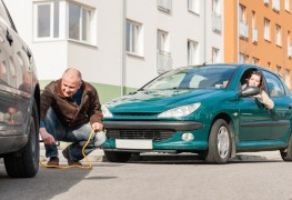 Safe vehicle self-towing in 5 simple steps