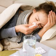 The best remedies for flu symptoms