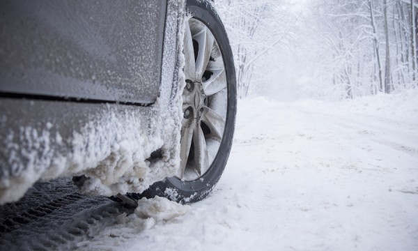 Are winter tires required by law in your province?