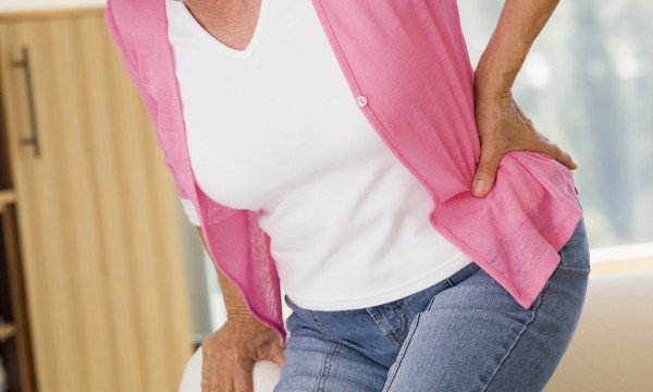 My back is in knots, how can I relieve the pain?