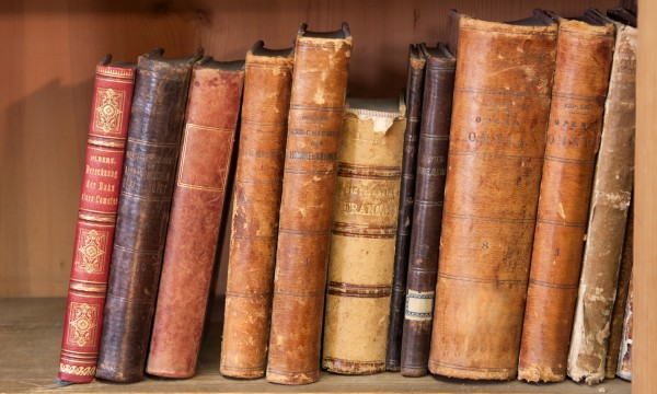 How to clean, repair and revive your books