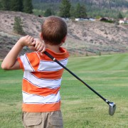Tips for teaching kids how to golf