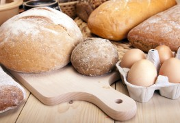 How to bake fresh bread