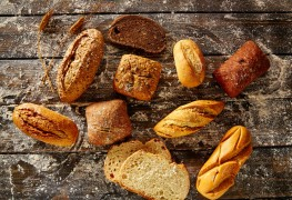Learn the basics of bread: yeast and flour