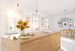 10 design ideas to create a bright home
