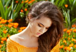 4 ways to restore damaged hair for good
