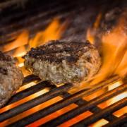 Blood pressure reducing burgers