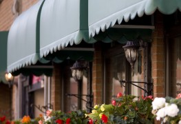 Big cost-saving benefits of awnings