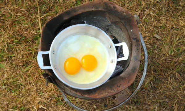 Tips on camping with a portable stove