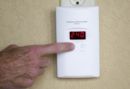 Staying safe from radon and carbon monoxide