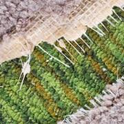 Repairing damaged carpeting