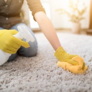 How to make your old carpets look like new