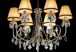 Crystal clear guide to cleaning chandeliers