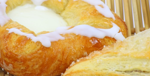 Snack on this: grilled cheese loaf and cheese danish