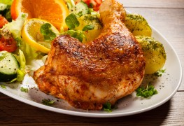2 nutritious chicken dishes for dinner parties