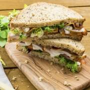 2 family-favourite sandwiches perfect for picnics