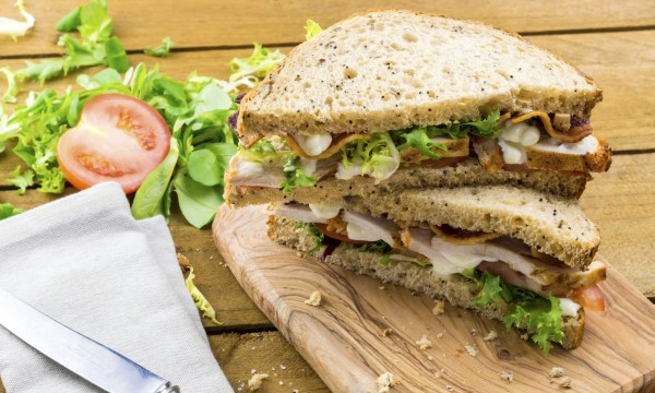 2 family-favourite sandwiches perfect for picnics