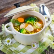 2 delicious and comforting soup recipes