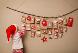 Creative advent calendar ideas for the holiday season