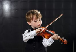 4 tips for choosing a child's violin size