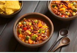 2 spicy vegetarian dishes to help beat heart disease