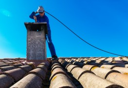 How often does your chimney need cleaning?