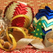 How to clean and store Christmas ornaments