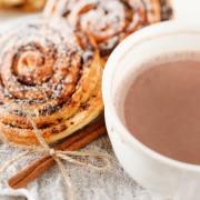 Homemade cinnamon-raisin swirl bread