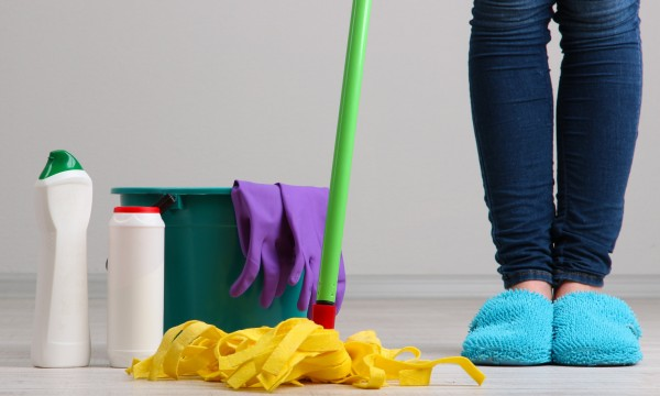 Places at home where germs hide that you should be cleaning
