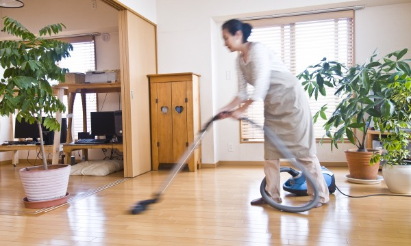 Your cleaning equipment needs cleaning too