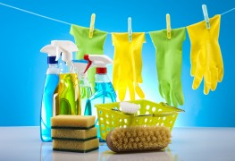 Tips on maintaining a regular cleaning schedule