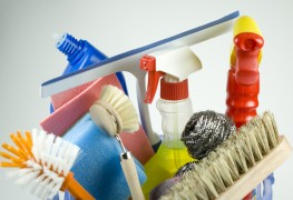 14 tips to make housecleaning fast & easy