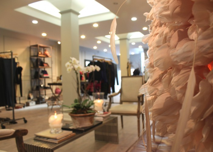 Clementine's, Summerhill, Luxury resale: designer and collections (Prada, Gucci, Armani, Michael Kors, Alexander Wang); image consulting, personal shopping