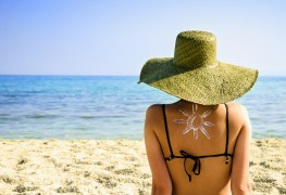 5 natural remedies for water-bubble sunburns