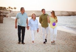 Tips to stay close to your parents as you age