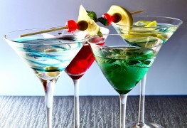 5 perfect party drinks for New Year's Eve