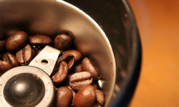 Make your coffee grinder last longer and work better