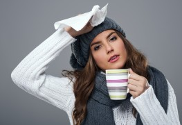 How to avoid a cold and flu