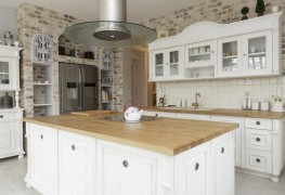 How to choose and care for butcher block wood countertops
